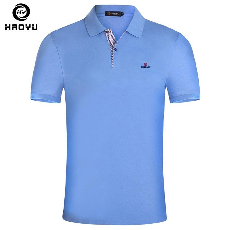 2018 Տղամարդկանց Polo Shirt ապրանքանիշի - Տղամարդկանց հագուստ - Լուսանկար 2