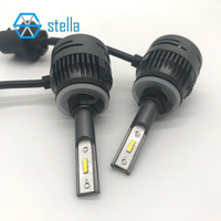 Car Styling 881 6000k LED Headlight Foglight Head Lamp 95 Canbus Built In Decod Led Bulb