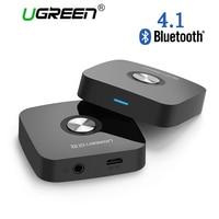 Ugreen 4 1 Wireless Bluetooth Receiver Speaker Headphone Adapter 3 5MM Audio Stereo Music Receiver Bluetooth
