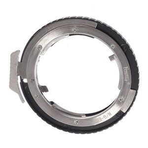 Image 2 - FOTGA ידני התמקדות עדשת מתאם טבעת עבור ניקון AI G D S כדי Canon EOS DSLR מצלמה גוף