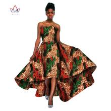 African Dresses for Women NEW 2018 Fashion Design Bazin Riche Plus Size 6xl  Africa Sexy Long 226e4642bb24