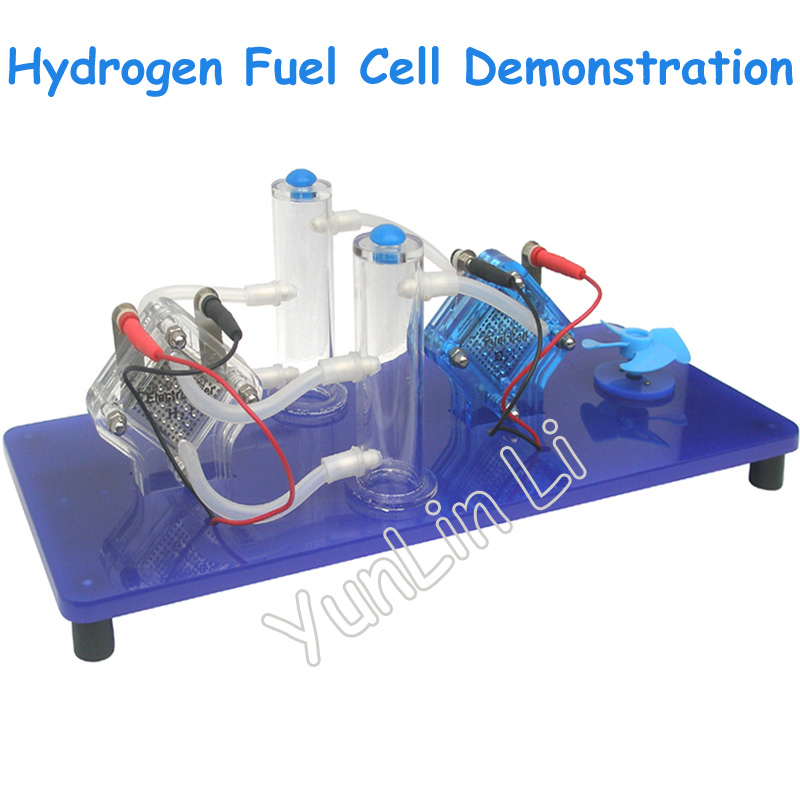 Hydrogen and Oxygen Fuel Cell Power Generation Demonstration Instrument New Energy Application MS812-A4 microbial cell based power generation and waste water treatment