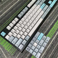 Death DSA keycaps XDA PBT à usage spécial pour clavier mécanique GH60 GK64 96 84 Keycaps Xda pbt keycap