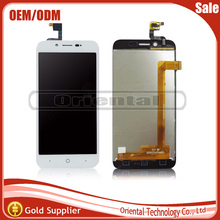 Top Quality For ZTE Blade L4 LCD Display and Touch Screen Assembly for ZTE Blade A460 L4 Perfect Repair Part Free Shipping