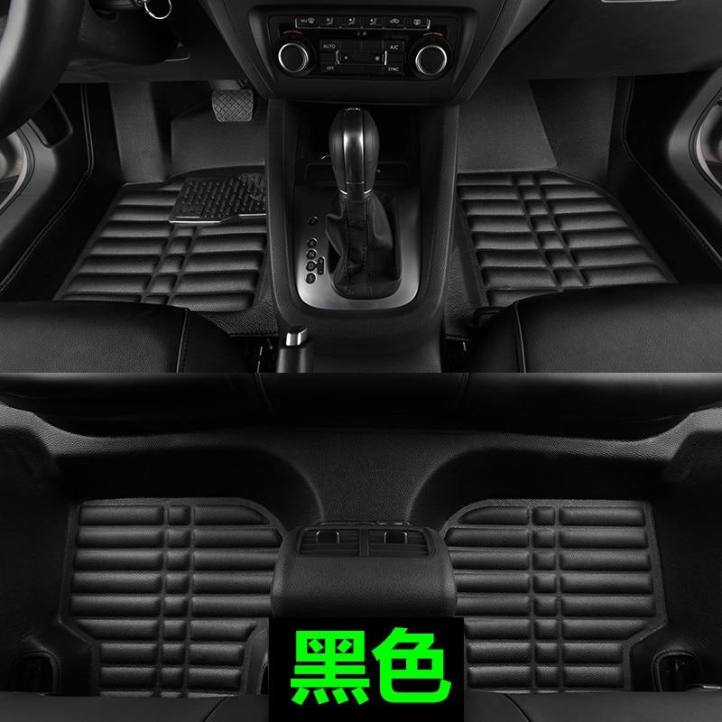 Myfmat автомобиль коврики ковры коврики для Peugeot 301 2008 308 408 508 3008 4008 208 РЗК 308S Кэдди Комби VR6 объемом мультивен Гольф ГТИ ЧЧ