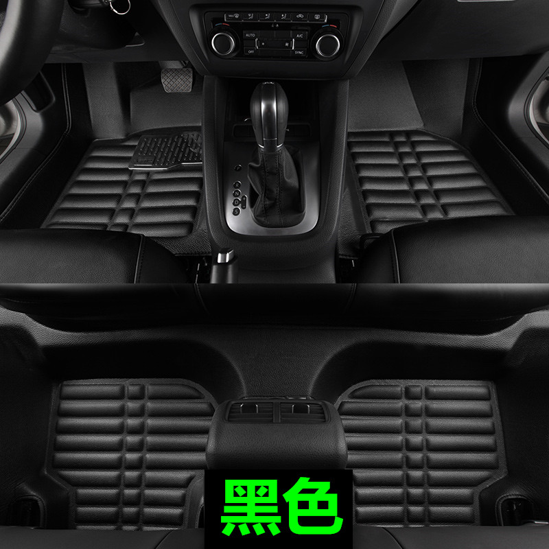 car floor mats carpets rugs pads pu for Peugeot 301 2008 308 408 508 3008 RCZ 208 4008 308S Caddy Combi VR6 multivan Golf GTI CC custom fit car floor mats for peugeot 206 2008 301 307 3008 408 4008 508 car styling carpet floor liner ry255