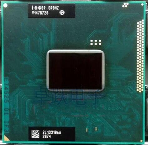 Процессор Intel B815 1,6-2,3G/2M SR0HZ, поддержка HM65/HM67, бесплатная доставка
