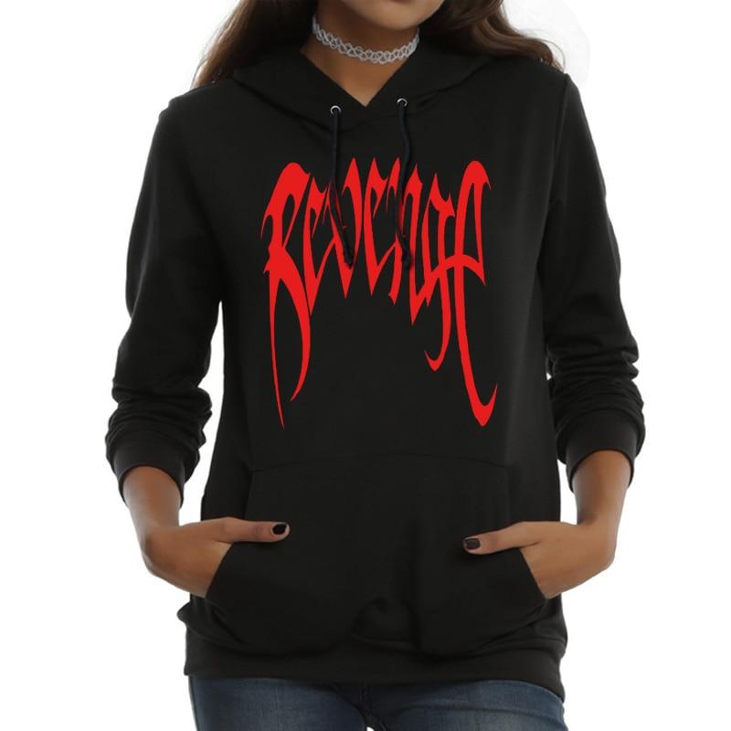Revenge Kill Xxxtentacion Women Hoodies Sweatshirts