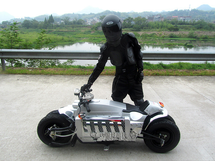 Aliexpress Zj 01 Odd Tomahawk Motorcycle 150cc Mini Four Wheel Car From Reliable Cars Suppliers On 436811