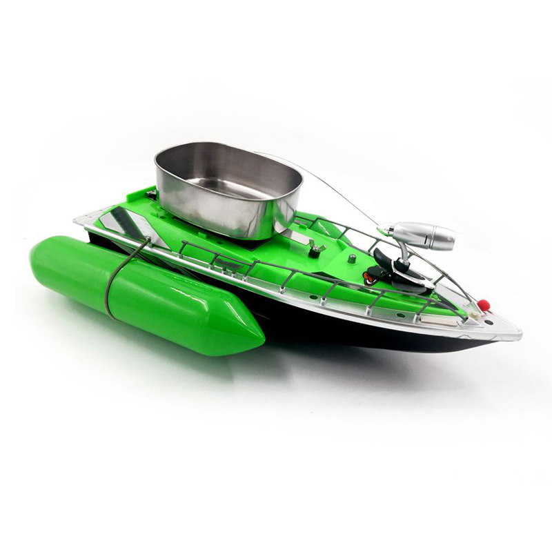 RC Fishing Bait Boat 5hours/6400mah Fishing Boat Lure Boat For Fishing Wireless Remote Control Bait Boat цена и фото