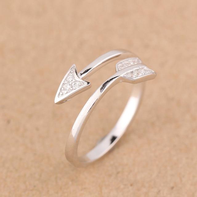 LYTOPTOP S925 Sterling Silver Open Ring Classic Simple Round Finger Ring Adjustable Thumb Ring For Women TmrRuEPol