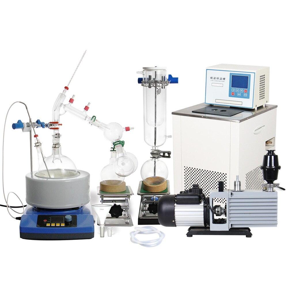 Kit de Distillation à courte distance 2L