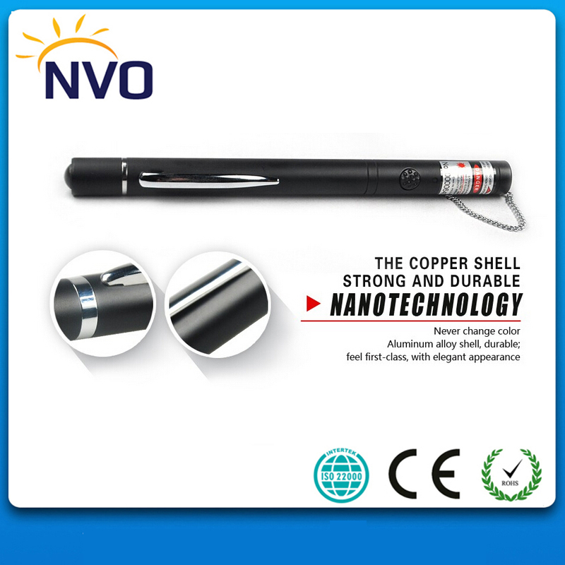 Free Shipping Light Source Visual Fault Locator 5mW Fiber Optic Pen type Laser 5KM Visual Fault Locator