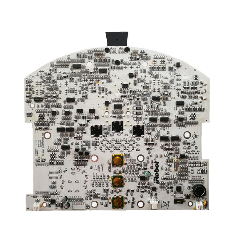 Pcb Circuit Board Motherboard Mainboard for Vacuum Cleaners Series Irobot Roomba 500 600 700 Pcb Circuit Board Motherboard Mainboard for Vacuum Cleaners Series Irobot Roomba 500 600 700
