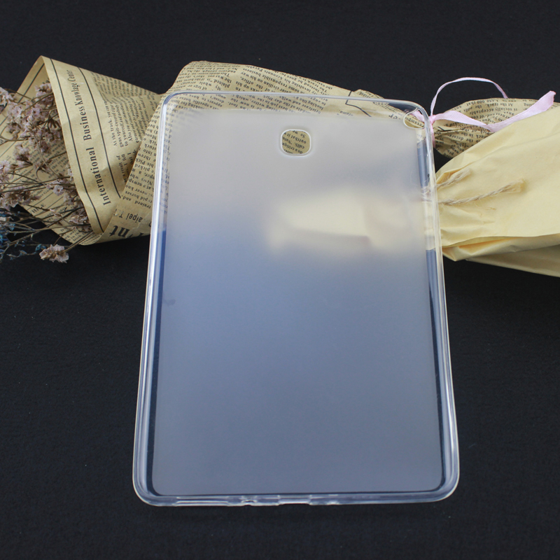 Soft TPU Tablet Case For Samsung Galaxy Tab A 8.0 SM T350 T351 P355 P350 SM-T350 8 Inch SM-T355 Matte Cover