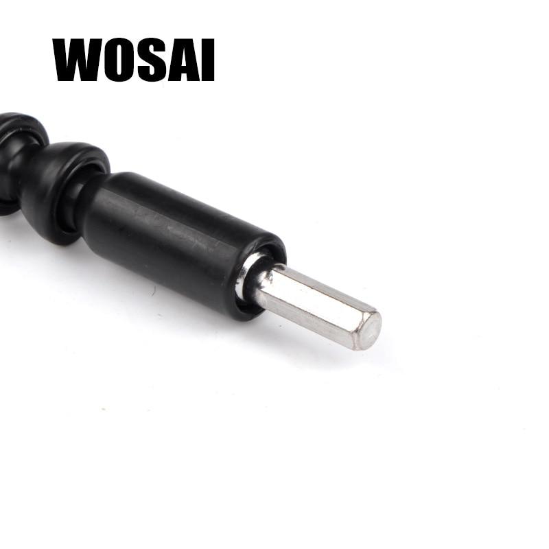 WOSAI 290 millimetri trapano elettronico punte elicoidali nere - Accessori per elettroutensili - Fotografia 5