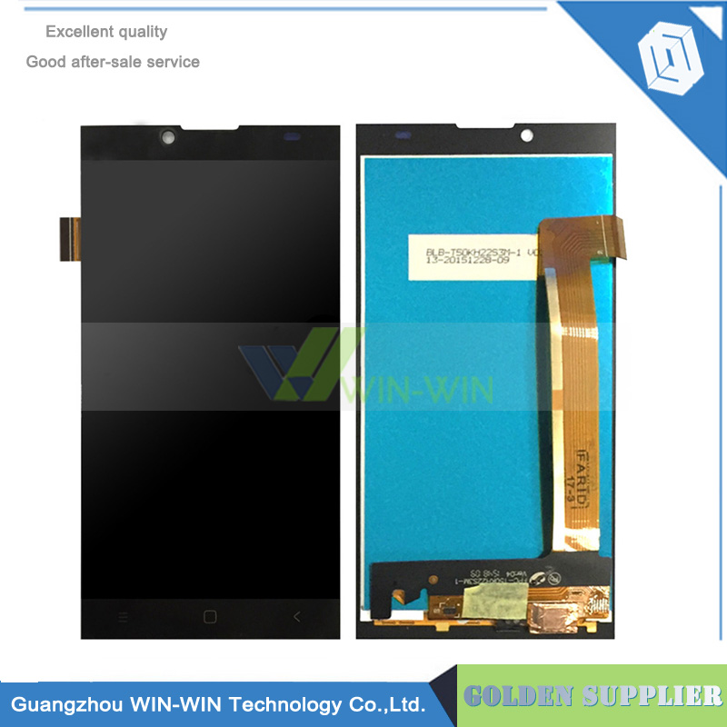 LCD Display + Touch screen For Prestigio Grace Q5 PSP5506 DUO PSP5506 PSP 5506 DUO digitizer panel sensor lens glass Assembly