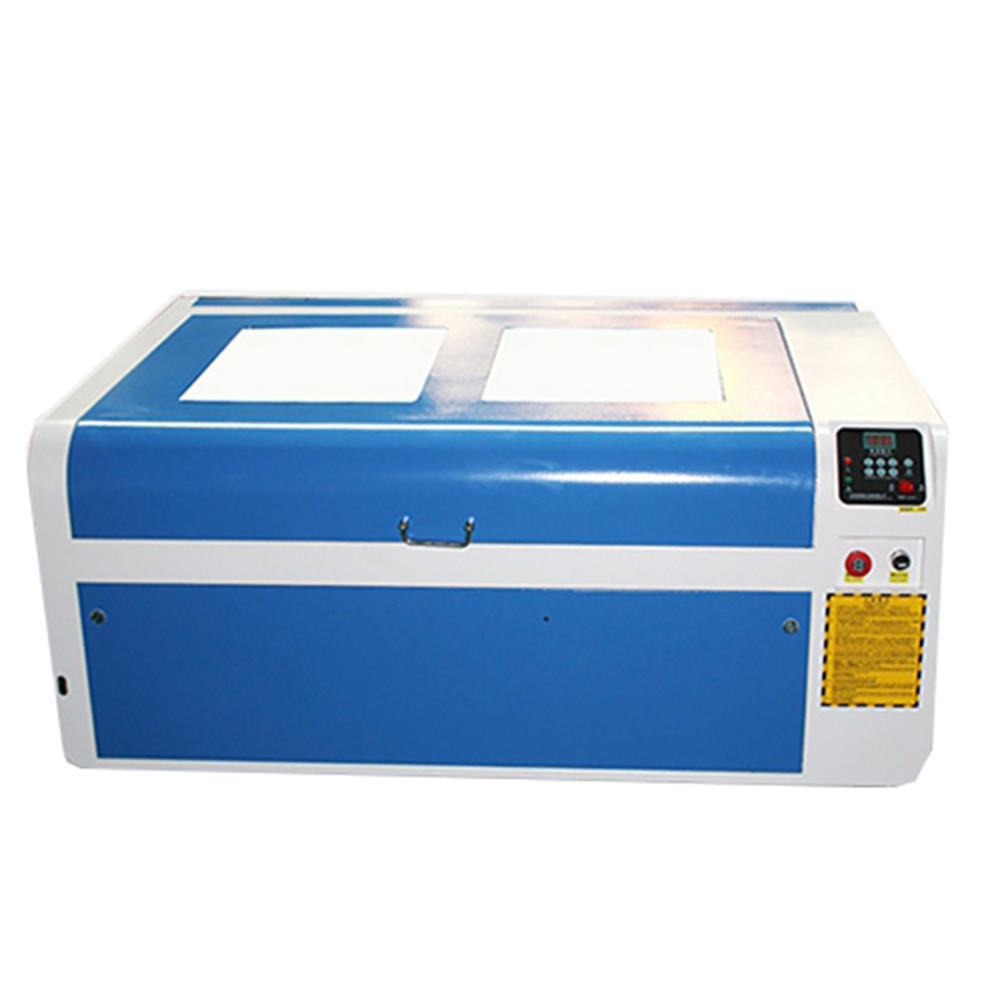 Leather/Fabric/Rubber/ Plastic 6090 Cheap CO2 Mini Laser Engraving And Cutting Machine Price Free Shipping