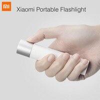 Original Xiaomi Portátil luz do Flash 11 Grau Controle De Brilho Extreme Simple Design 3350 mAh Li-Bateria De Carregamento De Emergência