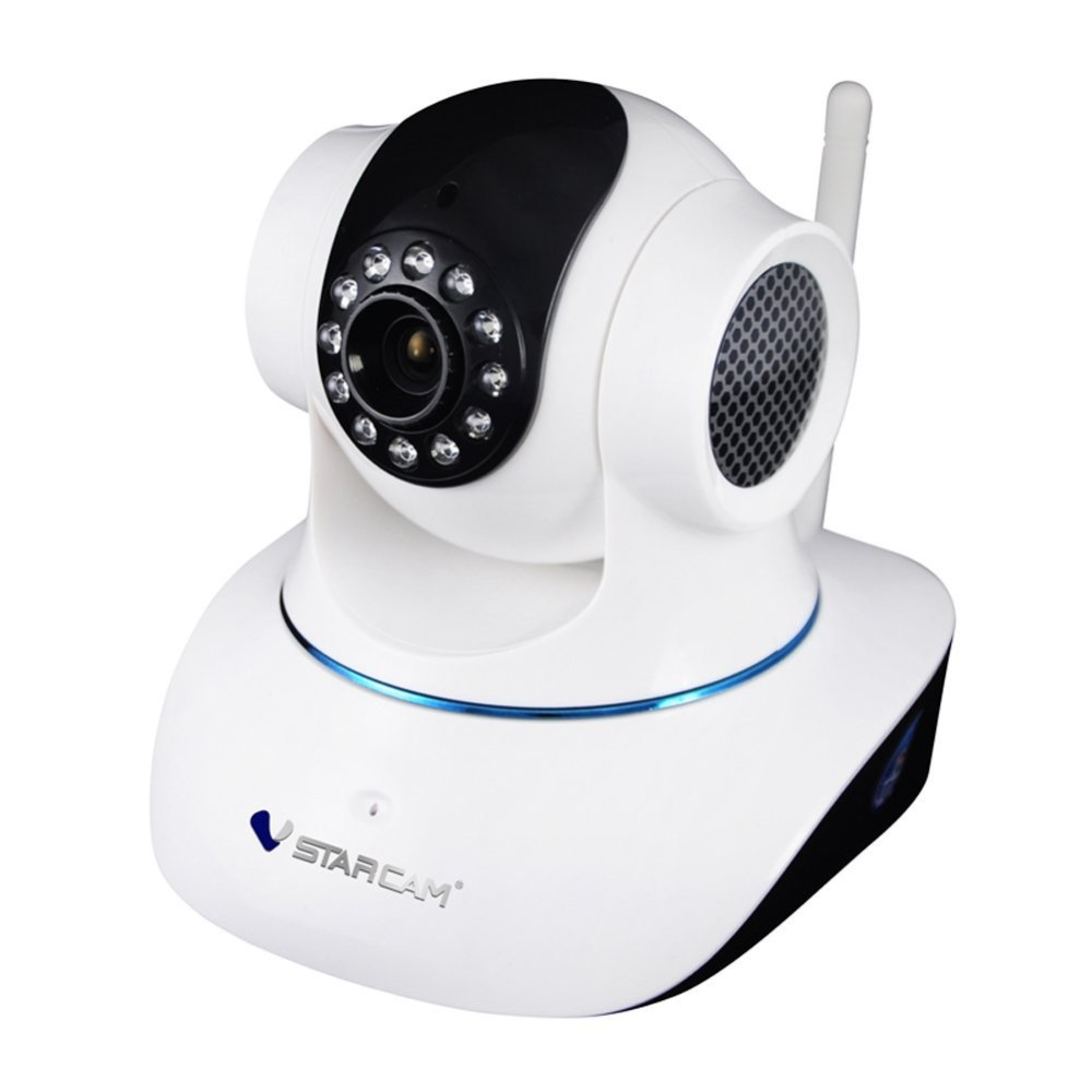T7835WIP baby monitor home security IPC Vstarcom HD 720P IP Camera WIFI two way audio font