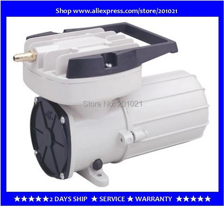 DC 12V 160L/ Min Permanent Magnetic Air Compressor Air Pump Air Inflate Aerator 10 l min electric brush dc diaphragm mini compressor 12v