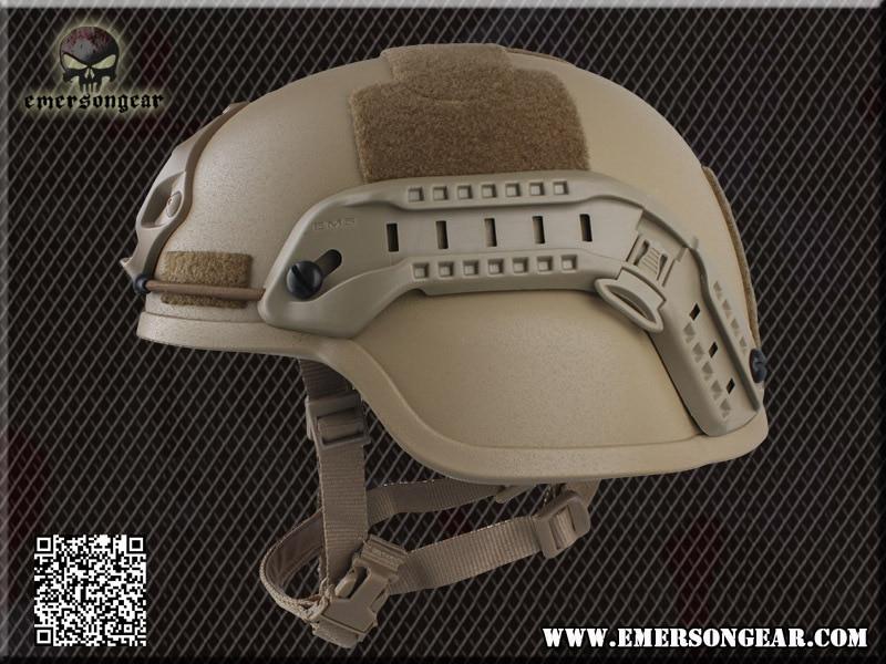 EMERSON ACH MICH 2000 Helmet cycling helmet Special action version DE BK OD MC ATFG AT Digital Desert Camo bicycle helmet cuetec action bk 2pc рп cr1102 bk
