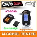 2015 NEW Hot selling fashion Professional Mini Police Digital LCD Breath Alcohol Tester Breathalyzer Freeshipping Dropshipping