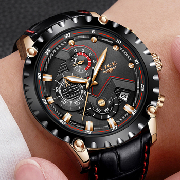 Men Fashion Sport Quartz  Watches