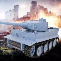 RC 1/16 масштаб стрельбы BB пули Танк набор RC военный автомобиль дистанционное управление Модель игрушка подарок автомобиль с 320 повернуть 30 Ли