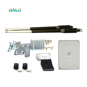 Image 2 - Toegangscontrole auto gate systeem afstandsbediening AC automatische draaipoort motor Giant Alarmsysteem