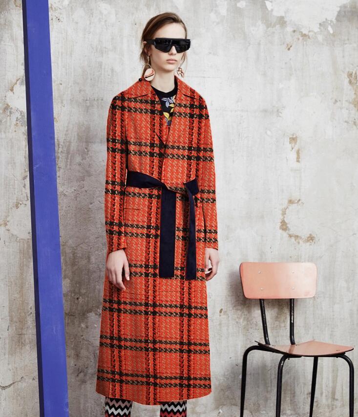 Mixed color geometric elasticity wool fabric coat ,printing Textile hollandais african sequin Christmas cloak fabric A134