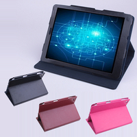 Original For Cube Talk 9X Case Flip Utra Thin Leather Case For Cube Talk 9X Cover