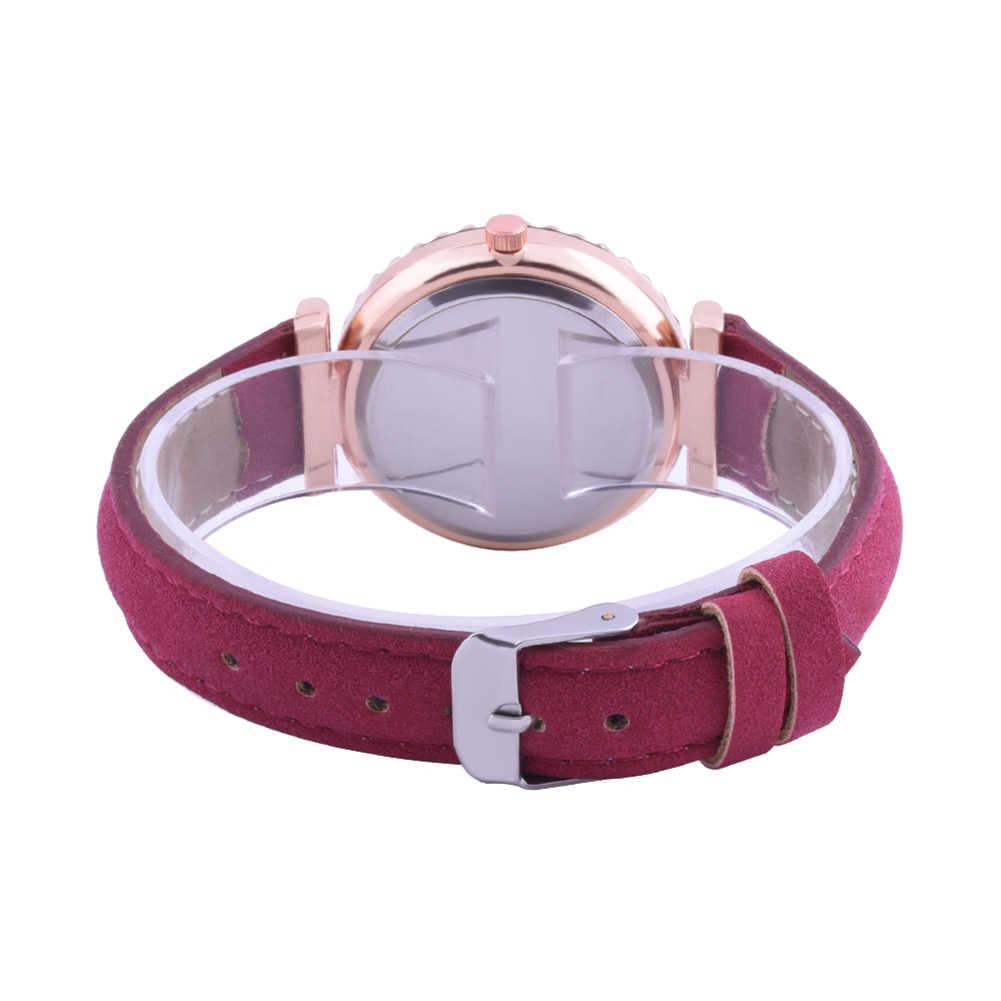 Модные часы «арабский номер» Школьная наручные часы для девушек женские наручные часы Стиль дизайнерский браслет