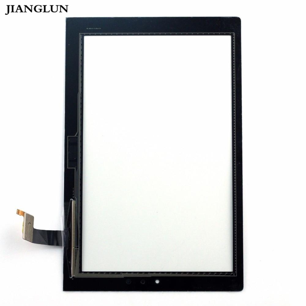 JIANGLUN For Lenovo YOGA Tablet 2 1050 1050L 1050F 10.1 Black Touch Screen Digitizer jianglun for lenovo yoga s1 x240