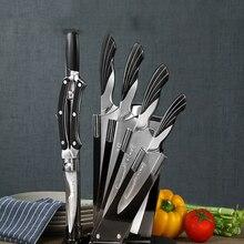 Высококачественный нож из нержавеющей стали, прочный мясной костяной китайский кухонный нож для резки и нарезки 30DJ04