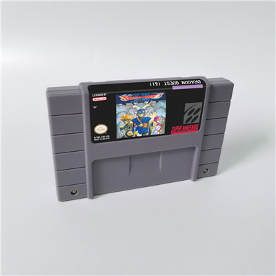 Dragon Quest I & II Or Dragon Quest III V VI Dragon View - RPG Game Card US Version English Language Battery Save