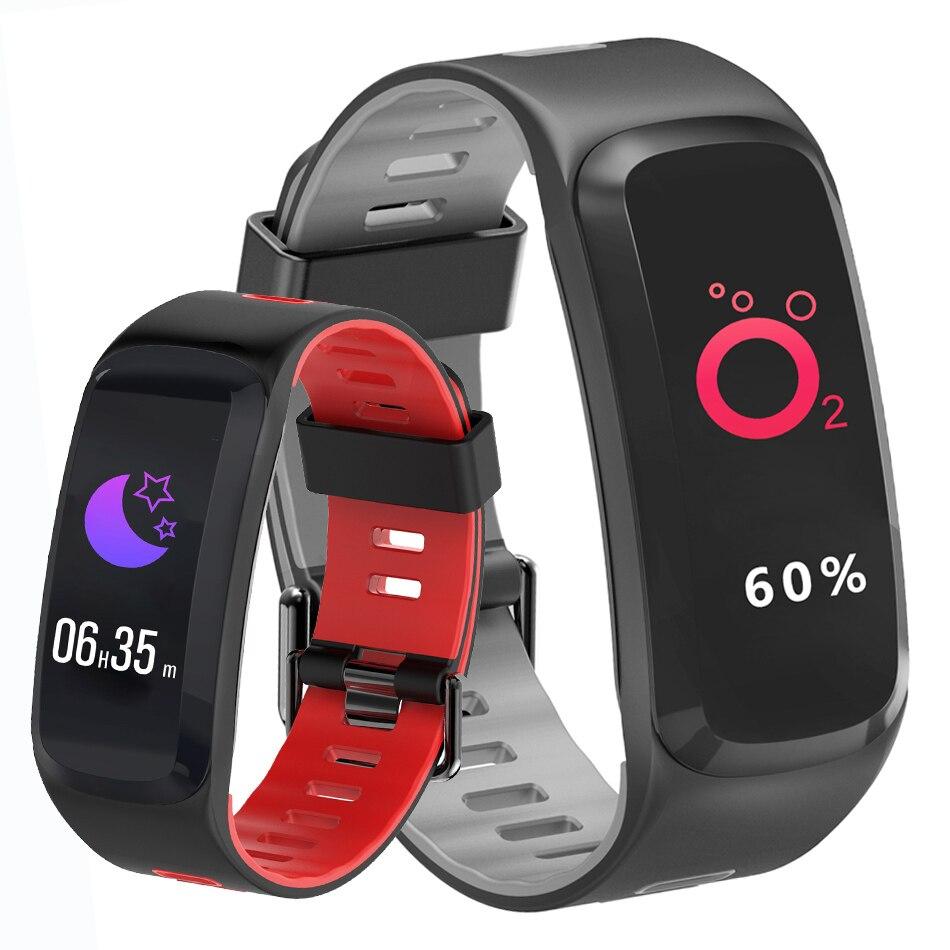 F4 Bluetooth Smart Wristband Men Women Pedometer Fitness Tracker Blood Oxygen Pressure Heart Rate Monitor Waterproof BraceletF4 Bluetooth Smart Wristband Men Women Pedometer Fitness Tracker Blood Oxygen Pressure Heart Rate Monitor Waterproof Bracelet