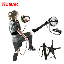 DMAR Soccerl Kick Solo Trainer Belt Adjustable Swing Bandage Control Football Training Aid Equipment Waist Belts Dropshipping