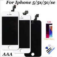 Mobymax All Test Work LCD For IPhone 4 5 5S 5C SE LCD Display Touch Screen