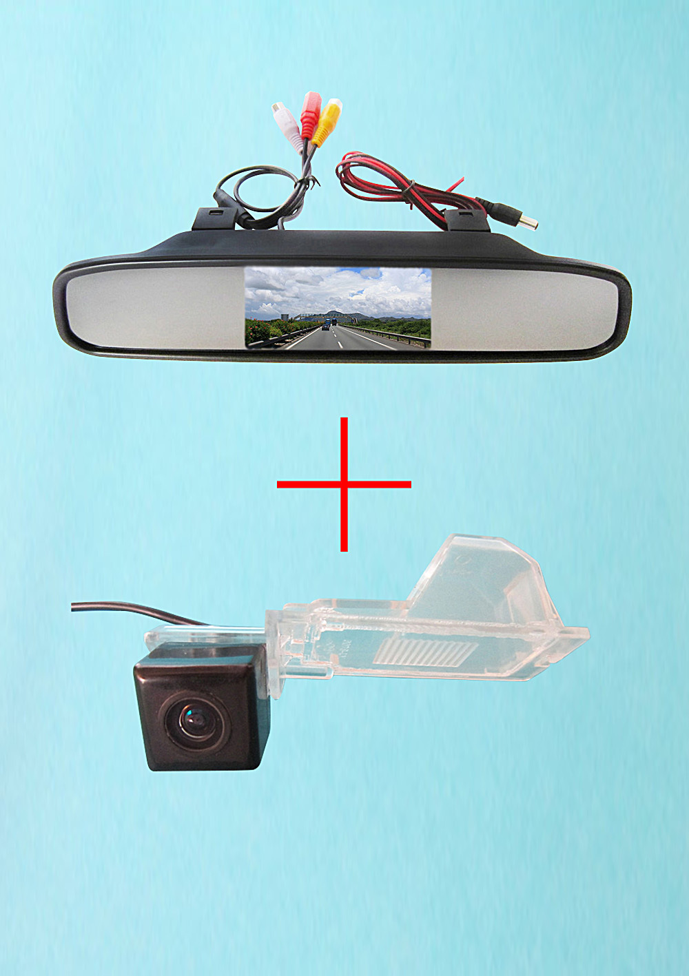 color ccd chip car chip rear view camera for ford edge. Black Bedroom Furniture Sets. Home Design Ideas