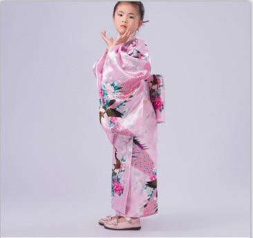 2017 жапондық Kimono Vintage түпнұсқалық - Ұлттық киім - фото 4