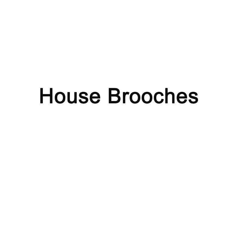 House Brooches