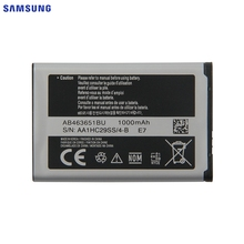 SAMSUNG Original Replacement Battery AB463651BU For Samsung J800 S3650 S7070 S5608 S3370 L700 S5628 C3222 B3410 F339 S5610 W559