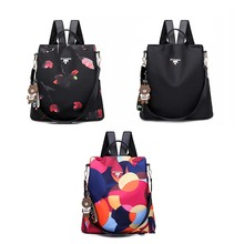 Waterproof Mummy bag outdoor leisure wild Oxford cloth large capacity high quality baby lady backpack
