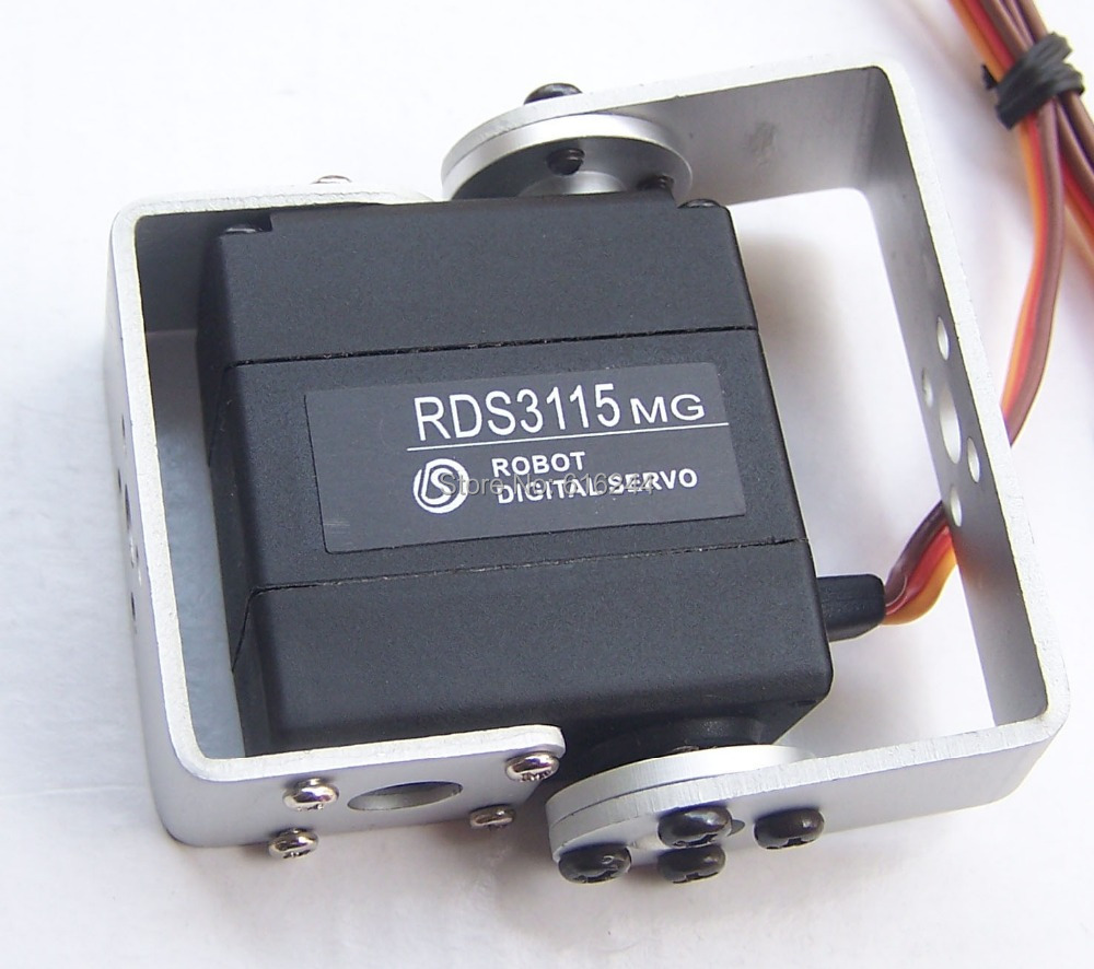 Online Buy Wholesale Geared Servo Motor From China Geared