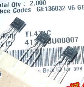 300PCS/Lot  TL431CZ TL431 TO-92