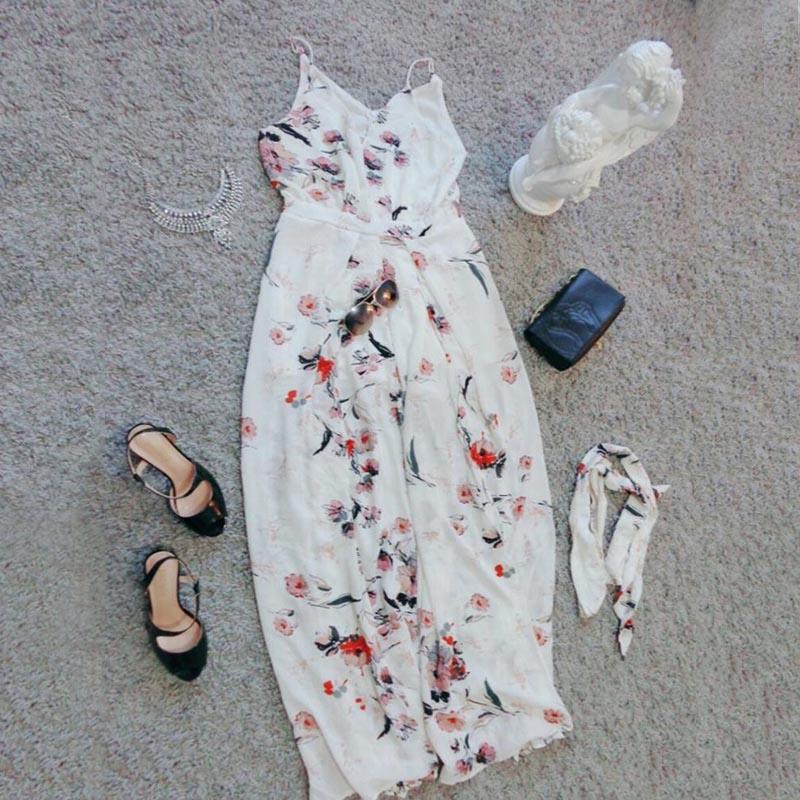 HTB13WSpRpXXXXcqapXXq6xXFXXXy - FREE SHIPPING Long Dress Flower Off Shoulder V neck JKP078