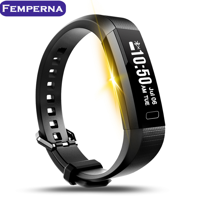 Smart Wrist Band 2 Fitness Tracker Watch Step Counter Calorie Bracelet Sleep Pedometer Heart Rate Monitor
