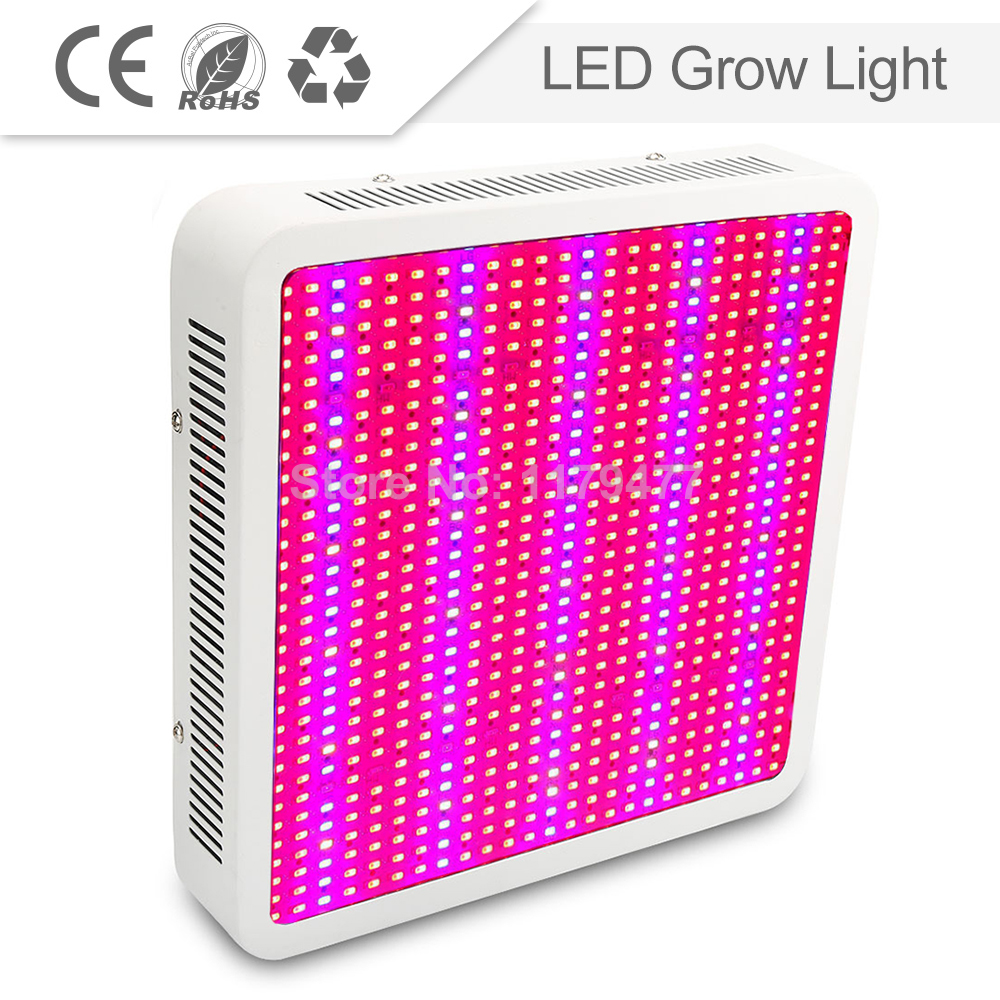 Full Spectrum 800W LED Grow Light Red+Blue+UV+IR AC85~265V Led Plant Lamps Best For Hydroponics Vegetables and Flowering Plants full spectrum 600w led grow light double chips red blue white uv ir ac85 265v led plant lamps best for growing and flowering
