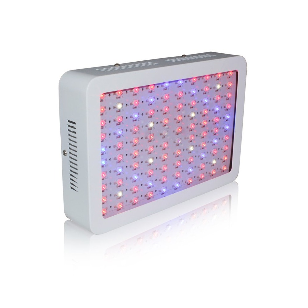 300W LED Plant Grow Light Planting Flower Greenhouse Lamp Plant Growth Bloom For Hydroponic Organic Soil Aquatic Indoor Plants цены